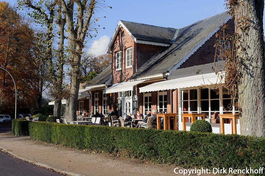 Restaurant Die Mühle, Mühlenredder 38 inWohldorf, Hamburg, Deutschland