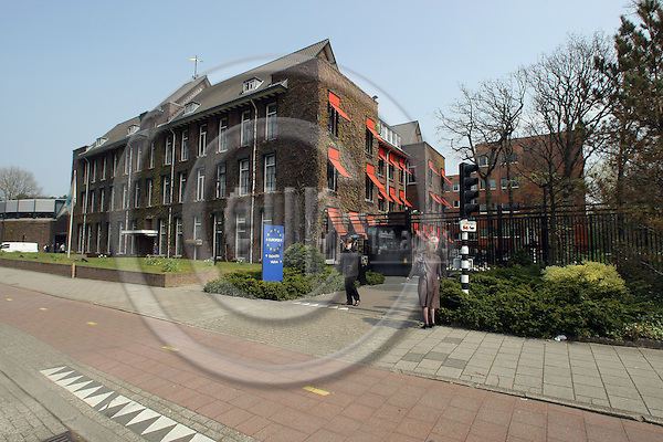 THE HAGUE - NETHERLANDS - 23 APRIL 2008 -- EUROPOL. Photo: Hans Westerling/EUP-IMAGES