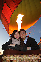 20150625 June 25 Hot Air Balloon Gold Coast