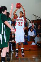 Mitchell College Women's Basketball 2/23/2010