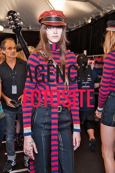 Nova Iorque, EUA 09/2014 - Desfile de Tommy Hilfiger  durante a Semana de moda de Nova Iorque  -  Verao 2015. <br /> <br /> Foto: FOTOSITE