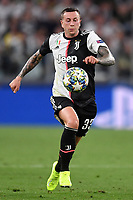 Federico Bernardeschi of Juventus <br /> Torino 01/10/2019 Juventus Stadium <br /> Football Champions League 2019//2020 <br /> Group Stage Group D <br /> Juventus - Leverkusen <br /> Photo Andrea Staccioli / Insidefoto