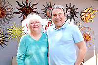 RACHEL DICKERSON/MCDONALD COUNTY PRESS Kay, left, and Ric Akehurst of Anderson are the owners of Four Seasons Photography. They have operated the business out of their home since 1985.