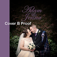 Adam & Jenna Album Proof