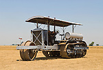 Annual ACMOC Caterpillar Tractor show at the Best Ranch near Woodland, CA..c. 1918 Best Traction Co. Model B Tracklayer, No. 963
