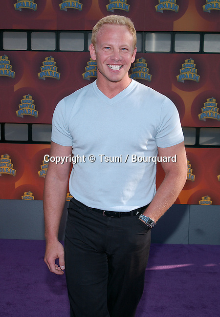 Ian Ziering arrives at the 2002 MTV movie Awards at the Shrine Auditorium in Los Angeles. June 1, 2002.           -            ZieringIan02A.jpg
