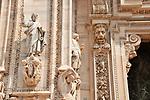 Duomo (Cathedral) facade detail