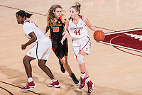 Stanford, CA; Sunday January 8, 2017;  Women's Basketball vs Oregon State; Final score Stanford 69, Oregon State 72