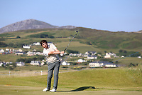 Jacobo Cestino playing with Mikko Korhonen (FIN) during the ProAm of the 2018 Dubai Duty Free Irish Open, Ballyliffin Golf Club, Ballyliffin, Co Donegal, Ireland.<br /> Picture: Golffile | Jenny Matthews<br /> <br /> <br /> All photo usage must carry mandatory copyright credit (&copy; Golffile | Jenny Matthews)