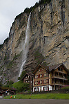 Lauterbrunnen, Switzerland, Europe 2011,