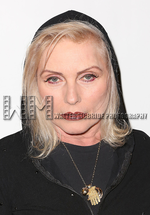 Deborah Harry attends the Broadway Opening Night performance of 'The Last Ship' at the Neil Simon Theatre on October 26, 2014 in New York City.