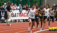 EUGENE, OR--Men's 2 mile, Steve Prefontaine Classic, Hayward Field, Eugene, OR. SUNDAY, JUNE 10, 2007. PHOTO © 2007 DON FERIA