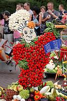Flipje van Tiel . Fruitcorso
