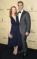 BEVERLY HILLS, CA - JANUARY 13: Kimberly Van Der Beek and James Van Der Beek at the The Weinstein Company 2013 Golden Globes After Party at the Beverly Hilton Hotel in Beverly Hills, California on January 13, 2013. Credit:  MediaPunch Inc. /NortePhoto