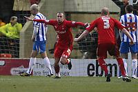 Leyton Orient vs Colchester United 03-01-11