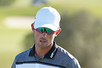 nAlexander Bjork (SWE) during Round 1 of the Portugal Masters, Dom Pedro Victoria Golf Course, Vilamoura, Vilamoura, Portugal, 24/10/2019<br /> Picture Andy Crook / Golffile.ie<br /> <br /> All photo usage must carry mandatory copyright credit (© Golffile | Andy Crook)