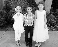 First Holy Communion for the French Community in Orange County