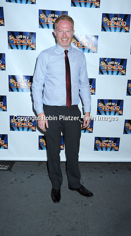 "actor Jesse Tyler Ferguson of ""Modern Family"" attending the Broadway Opening Night of  ""Lend Me A Tenor"" on April 4, 2010 at The Music Box Theatre in New York City."