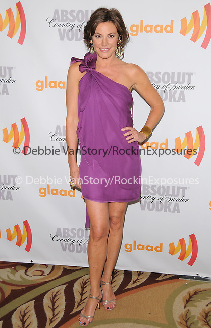 LuAnn de Lesseps at the 21st Annual GLAAD Media Awards held at The Hyatt Regency Century Plaza in Century City, California on April 17,2010                                                                   Copyright 2010  DVS / RockinExposures
