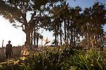 Palisades Park, Santa Monica, CA