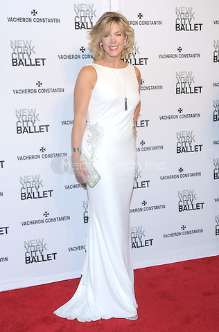 New York, NY- May 8:  Deborah Norville attends the 2014 New York City Ballet Spring Gala at the David H. Koch Theater at Lincoln Center on May 8, 2014 in New York City.  Credit: John Palmer/MediaPunch