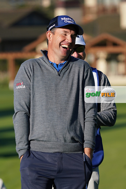 Padraig Harrington (IRL) during the second round of the AT&T Pro-Am, Pebble Beach, Monterey, California, USA. 06/02/2020<br /> Picture: Golffile | Phil Inglis<br /> <br /> <br /> All photo usage must carry mandatory copyright credit (© Golffile | Phil Inglis)