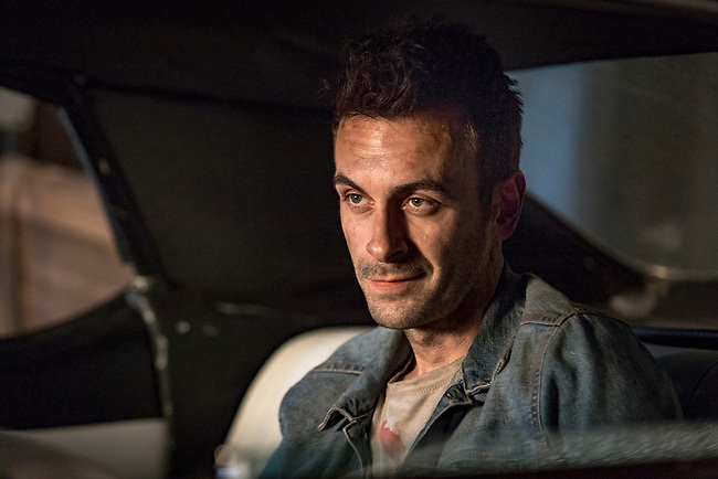 Joseph Gilgun as Cassidy in Preacher, Season 2, Episode 1 - Photo Credit: Skip Bolen/AMC/Sony Pictures Television