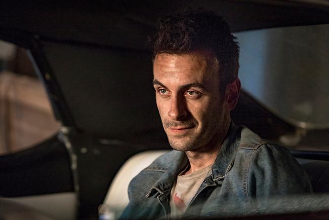 Joseph Gilgun as Cassidy in Preacher, Season 2, Episode 1 - Photo Credit: Skip Bolen/AMC/Sony Pictures Television