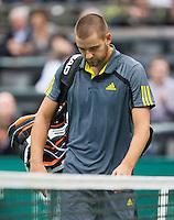 12-02-13, Tennis, Rotterdam, ABNAMROWTT, Mikhail Youzhny