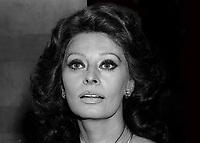 Sophia Loren Undated<br /> Photo By Adam Scull/PHOTOlink.net