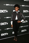 Recording Artist Janelle Monae Attends BET Honors 2014 After Party Held at the Howard Theater, Washington DC