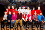 Red Cross members and senior citizens who attended the annual Red Cross dinner party in the Grand Hotel, Tralee on Sunday last.