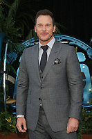 LOS ANGELES, CA - JUNE 12: Chris Pratt at Jurassic World: Fallen Kingdom Premiere at Walt Disney Concert Hall, Los Angeles Music Center in Los Angeles, California on June 12, 2018. <br /> CAP/MPIFS<br /> &copy;MPIFS/Capital Pictures