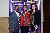 LOS ANGELES - DEC 3: Alfonso Ribeiro, Tatyana Ali, Kathleen Cahill at The Actors Fund's Looking Ahead Awards at the Taglyan Complex on December 3, 2015 in Los Angeles, California