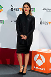 Actress Itziar Atienza attends presentation of 'Presunto Culpable' during FestVal in Vitoria, Spain. September 05, 2018. (ALTERPHOTOS/Borja B.Hojas)