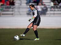 Bre Heaberlin. The Washington Spirit defeated the North Carolina Tar Heels in a preseason exhibition, 2-0, at the Maryland SoccerPlex in Boyds, MD.