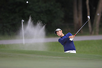 Jazz Janewattananond (THA) on the 13th during Round 1 of the UBS Hong Kong Open, at Hong Kong golf club, Fanling, Hong Kong. 23/11/2017<br /> Picture: Golffile | Thos Caffrey<br /> <br /> <br /> All photo usage must carry mandatory copyright credit     (&copy; Golffile | Thos Caffrey)