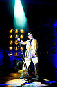 Million Dollar Quartet. Book by Colin Escott and Floyd Mutrux directed by Eric Schaeffer. With Michael Malarkey as Elvis Presley. Opens at The Noel Coward  Theatre on 28/2/11  CREDIT Geraint Lewis