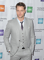 www.acepixs.com<br /> <br /> January 19 2017, LA<br /> <br /> Justin Hartley arriving at the 2017 Annual Artios Awards at The Beverly Hilton Hotel on January 19, 2017 in Beverly Hills, California<br /> <br /> By Line: Peter West/ACE Pictures<br /> <br /> <br /> ACE Pictures Inc<br /> Tel: 6467670430<br /> Email: info@acepixs.com<br /> www.acepixs.com