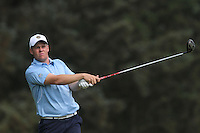 Daniel Jennevret (Sweden) on the Final Day of the International European Amateur Championship 2012 at Carton House, 11/8/12...(Photo credit should read Jenny Matthews/Golffile)...