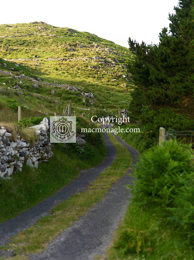 Cill Riallaig, near Ballinskelligs in County Kerry..Picture by Don MacMonagle