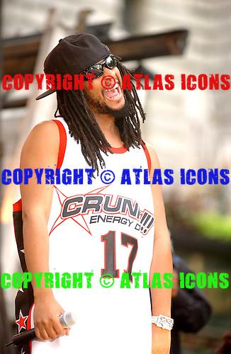 Lil Jon ; Usher;.Photo Credit: Eddie Malluk/Atlas Icons.com