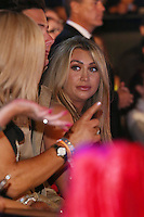Lauren Goodger at The Celebrity Big Brother final<br /> Borehamwood. 12/09/2014 Picture by: James Smith / Featureflash