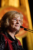 Montreal (QC) CANADA,  march 28 2010 - Consumer Choice Award gala, Marguerite Blais