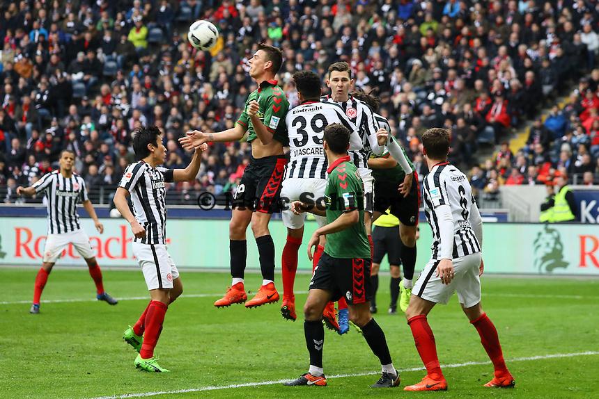 - 05.03.2017: Eintracht Frankfurt vs. SC Freiburg, Commerzbank Arena