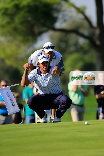 Brooks Koepka (USA) during the final round at the Turkish Airlines Open by the Ministry of Youth and Sport, The Montgomerie Maxx Royal, Antalya, Turkey. Picture Fran Caffrey www.golffile.ie