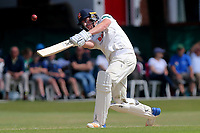 Daniel Lawrence hits six runs for Essex during Surrey CCC vs Essex CCC, Specsavers County Championship Division 1 Cricket at Guildford CC, The Sports Ground on 10th June 2017