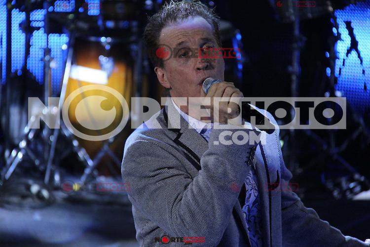Emmanuel Durante su concierto en el palenque de la expongan 2013, el 9 de mayo del 2013..©NortePhoto