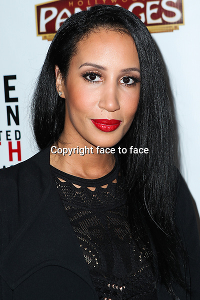 """Kiki Tyson attending the """"Mike Tyson: Undisputed Truth"""" Los Angeles Opening Night held at The Pantages Theatre on March 8, 2013 in Hollywood, California. ..Credit: MediaPunch/face to face..- Germany, Austria, Switzerland, Eastern Europe, Australia, UK, USA, Taiwan, Singapore, China, Malaysia and Thailand rights only -"""