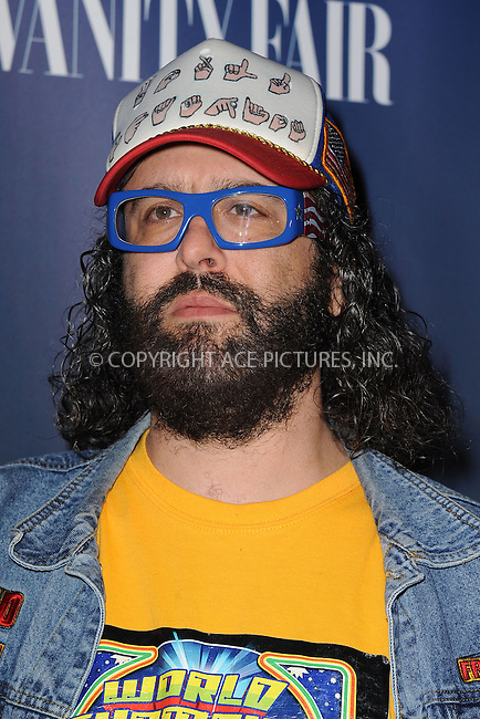 WWW.ACEPIXS.COM<br /> September 16, 2013 New York City<br /> <br /> Judah Friedlander attending NBC's 2013 Fall Launch Party at the The Standard Hotel on September 16, 2013 in New York City.<br /> <br /> By Line: Kristin Callahan/ACE Pictures<br /> <br /> ACE Pictures, Inc.<br /> tel: 646 769 0430<br /> Email: info@acepixs.com<br /> www.acepixs.com<br /> Copyright:<br /> Kristin Callahan/ACE Pictures